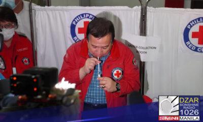Iginiit ni Pangulong Rodrigo Duterte na dapat suriin ng Department of Health (DOH) ang sinasabing 'false positive' na COVID-19 test results mula sa PRC.