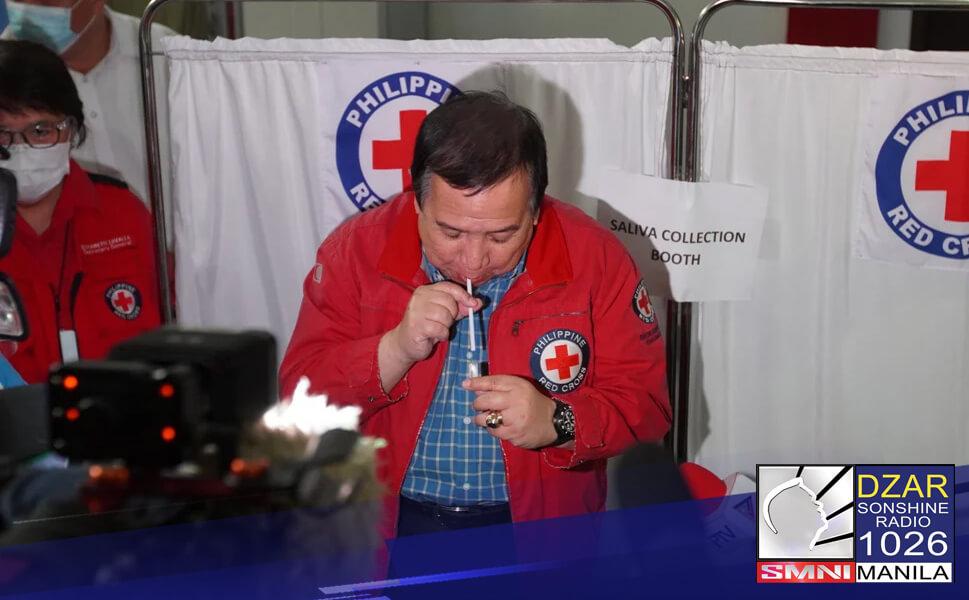 Iginiit ng Philippine Red Cross (PRC) na hindi maaring maipaudit sa COA ang buong organisasyon.