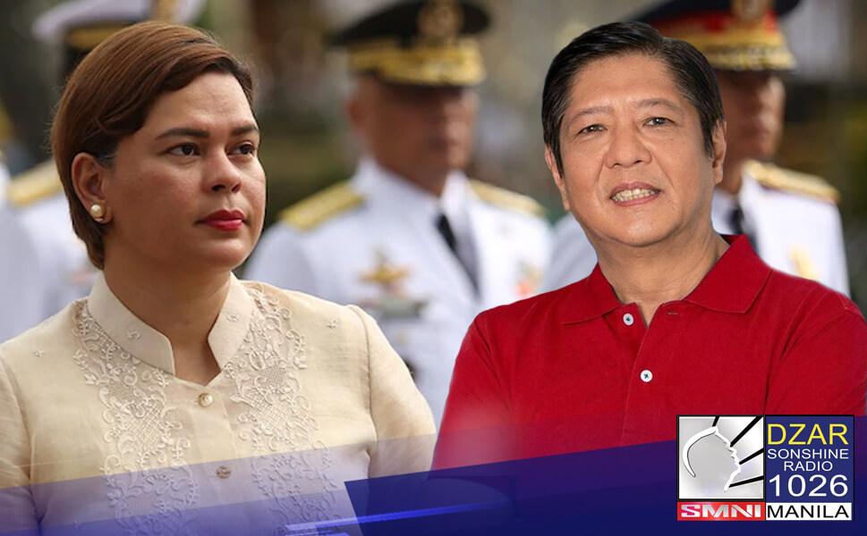 """Nais ni Abra Rep. Joseph Bernos na isulong ang Inday-BBM tandem sa 2022 o ang tambalan nina Davao City Mayor Sara Duterte-Carpio at dating Senator Ferdinand """"Bongbong"""" Marcos Jr."""