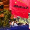 Arestado ng mga tauhan ng PNP Criminal Investigation and Detection Group (CIDG) ang isang miyembro ng Anakbayan sa North Cotabato.