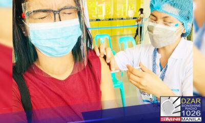 Bumuti na ang COVID-19 response ng Pilipinas maging ang vaccination drive nito.