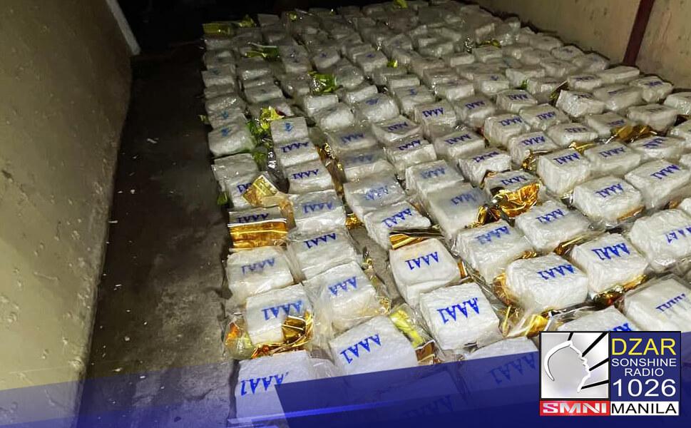 Nakumpiska ang mahigit 3.5 milyong pisong halaga ng ilegal na droga sa operasyon sa Pampanga.