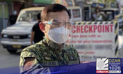 PNP, nilinaw na wala ng checkpoints sa NCR sa ilalim ng Alert Level 4