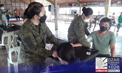 Magpapadala ang Armed Forces of the Philippines (AFP) ng limang medical teams bilang tulong sa health system capability ng mga ospital