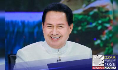 Pastor Apollo C. Quiboloy, wala pang kaso - legal counsel