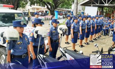 Pumalo na sa mahigit 210,000 tauhan ng Philippine National Police (PNP) ang naturukan ng bakuna kontra COVID-19.