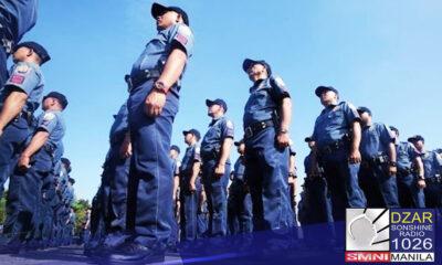 Sapat ang suplay ng gamot at medical supplies sa Philippine National Police (PNP) sa gitna ng pagtaas ng kaso ng COVID-19.