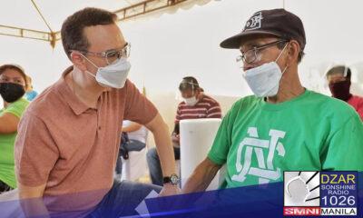 Umabot na sa 10,458 na ang bilang ng mga benepisyaryong nakatanggap ng P10,000 ayuda mula sa Sampung Libong Pag-asa