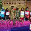 Sumuko ang 8 communist terrorist sa militar at pulisya sa Bagumbayan, Sultan Kudarat.