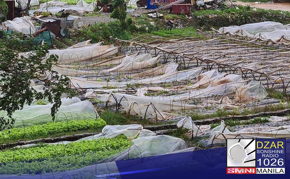 Pumalo na sa P692.04 milyon ang halaga ng iniwang pinsala ng bagyong Maring sa sektor ng agrikultura.