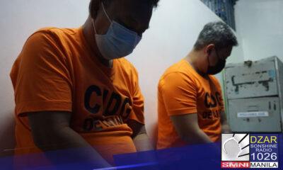 Arestado ng PNP Criminal Investigation and Detection Group (CIDG) ang umano'y mastermind at supplier ng controlled explosive substances o pampasabog.