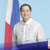 Naghain ng kanyang certificate of candidacy (COC) si Deputy Majority Floor leader Atty. Jesus 'Bong' Suntay para muling tumakbong kinatawan ng ika-apat na distrito ng Quezon City sa Kongreso.