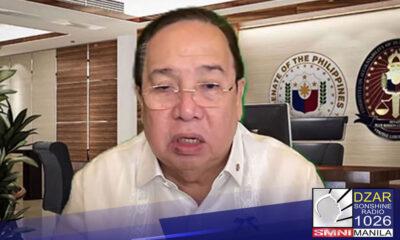 Pinagpapaliwanag ng Korte Suprema ang Senado at ang Senate Blue Ribbon Committee kasunod ng inihaing petisyon na si Linconn Ong.
