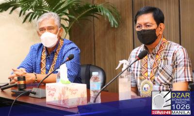 Nasa 14 na mga senatorial aspirants ang balak i-adopt ng Lacson-Sotto tandem para mapabilang sa kanilang slate sa 2022 elections