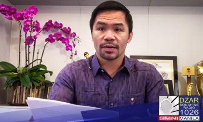 Pinabulaanan ng Department of Social Welfare and Development (DSWD) ang claims ni Senator Manny Pacquiao na may nangyayaring katiwalian .