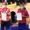 Laglag o talsik na sa Partido Demokratiko Pilipino-Lakas ng Bayan (PDP-Laban) si Senator Manny Pacquiao.