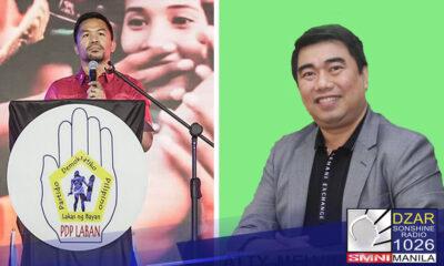 Walang alyansa ang Partidong Promdi at PDP-Laban.Ito ang nilinaw ni PDP-LABAN Secretary General Atty. Melvin Matibag