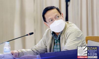 Irerekomenda ni Health Secretary Francisco Duque III kay Pangulong Rodrigo Duterte na payagang dumalo ang mga cabinet official sa imbestigasyon ng Senado.