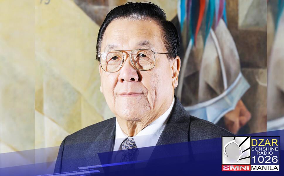 Nakapagdesisyon na tumakbo sa pagkasenador si Federation of Philippine Industries President Dr. Jesus Lim-Arranza para isulong ang pagpapahusay sa sektor ng paggawa at ang agrikultura para sa ikauunlad ng ekonomiya