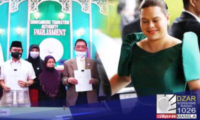 Suportado ng Ministry of the Interior and Local Government ng Bangsamoro Administrative Region Muslim Mindanao o BARMM