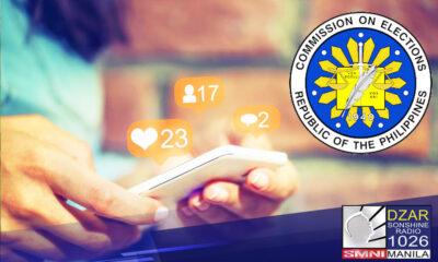 Ipinapanukala ngayon ng commission on election ang paglimita sa pangangampanya gamit ang social media.