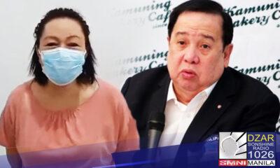Nakatanggap ng pera mula kay Janet Lim-Napoles si Senator Richard Gordon para sa pangangampanya nito sa pagka-presidente noong 2010.