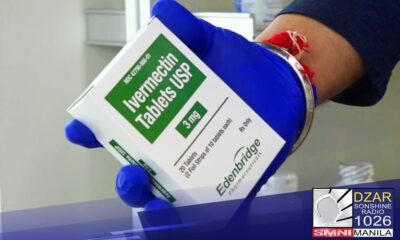 Lilikha o gagawa ang Pilipinas ng sariling anti-parasitic drug na ivermectin.