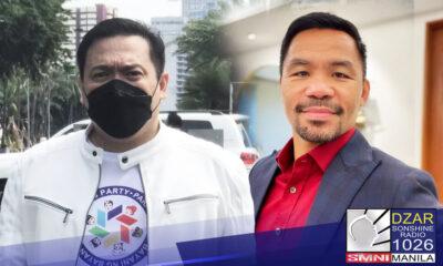 Ipinaliwanag ni Jayke Joson ang rason kung bakit nagkalabuan ang pagkakaibigan nila ni Manny Pacquiao.