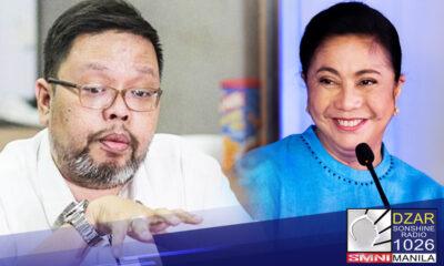 Nilinaw ng Commission on Elections na hindi na-disqualified si Vice President Leni Robredo sa pagtakbo as pagkapangulo.