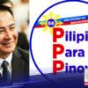Isusulong ng Pilipinas para sa Pinoy Party List (PPP) ang 'Filipino First Policy'.
