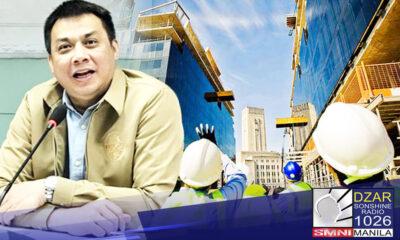 Magiging prayoridad ni dating Metropolitan Manila Development Authority o MMDA General Manager Jojo Garcia ang pagkakaroon ng imprastraktura sa ikatlong distrito ng Rizal