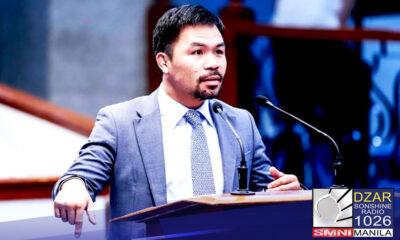 Mauubos ang pera ni Sen. Manny Pacquiao sa pagtakbo nito bilang pangulo ng bansa sa 2022 elections, matalo o manalo man ito