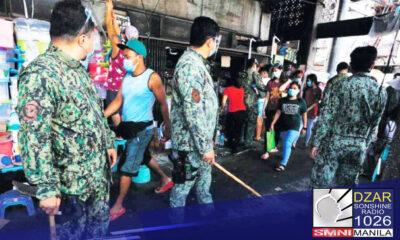 Umabot na sa 1,579,370 ang mga lumabag sa quarantine protocols sa buong bansa sa gitna ng COVID-19 pandemic.