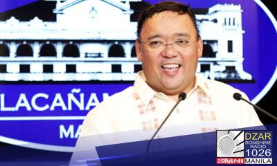 Inihayag ni Presidential Spokesman Harry Roque na hindi sumama ang kanyang loob kay Davao City Mayor Sara Duterte Carpio.